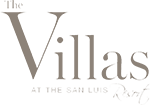 The Villas at The San Luis Resort logo
